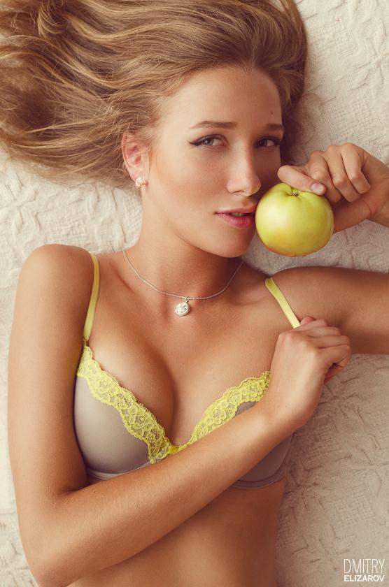 Apple taste by DmitryElizarov