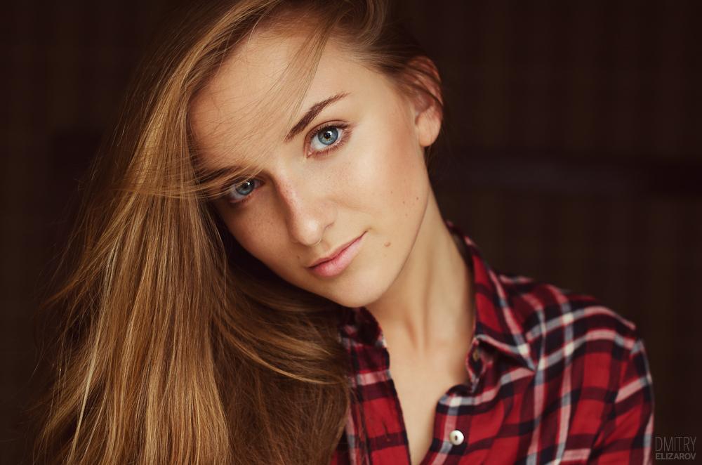Lena #1 by DmitryElizarov
