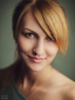Natasha #1 by DmitryElizarov