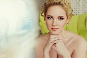 Bride Kristina #1 by DmitryElizarov