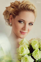 Bride Kristina #3 by DmitryElizarov