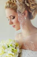 Bride Kristina #4 by DmitryElizarov