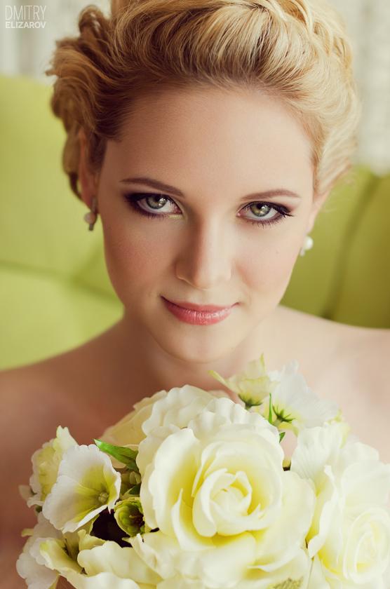 Bride Kristina #5 by DmitryElizarov
