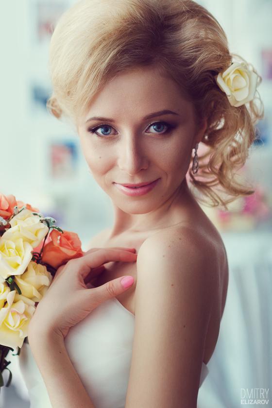 Bride Annie #3 by DmitryElizarov