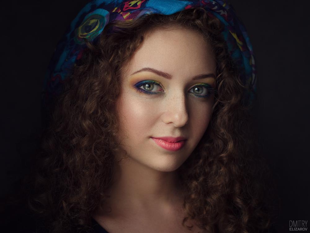 Yana #1 by DmitryElizarov