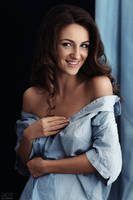 Ksenia Guseva #11 by DmitryElizarov