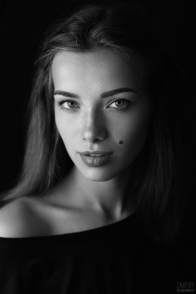 Mademoiselle fatale #3 by DmitryElizarov