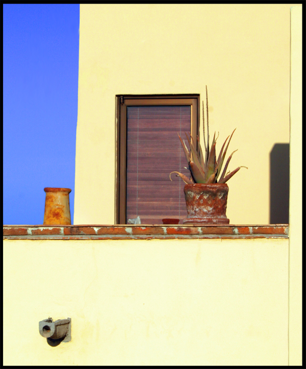 Patio, Los Cabos by SZenz
