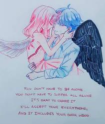 I am with you by AjayBariya