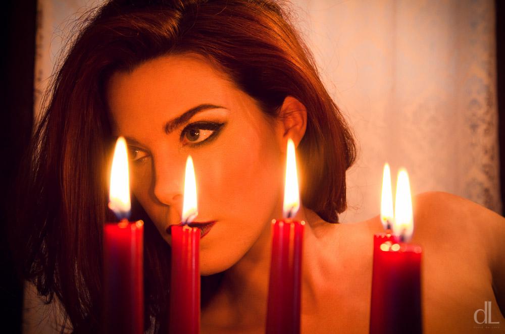 Candlelit by daviddelara