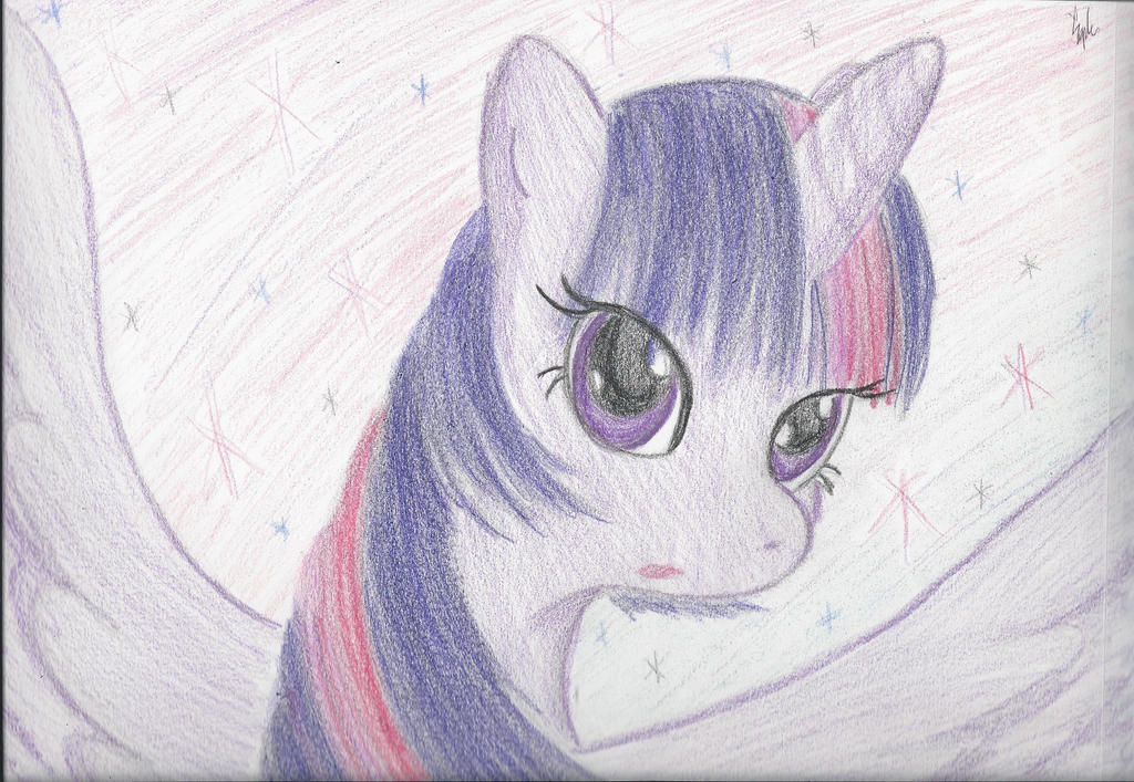 Twilicorn by sapphiredragongamer