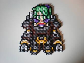 Magitek Armor by 8-BitBeadsStudio