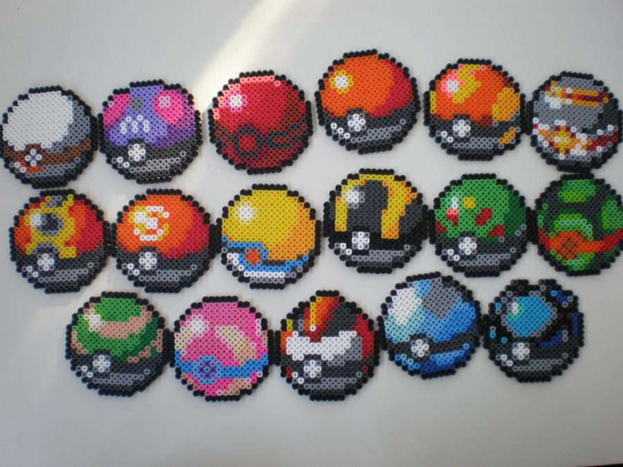 8 bit pokemon grid  Google Search  Hama amp Perler Beads