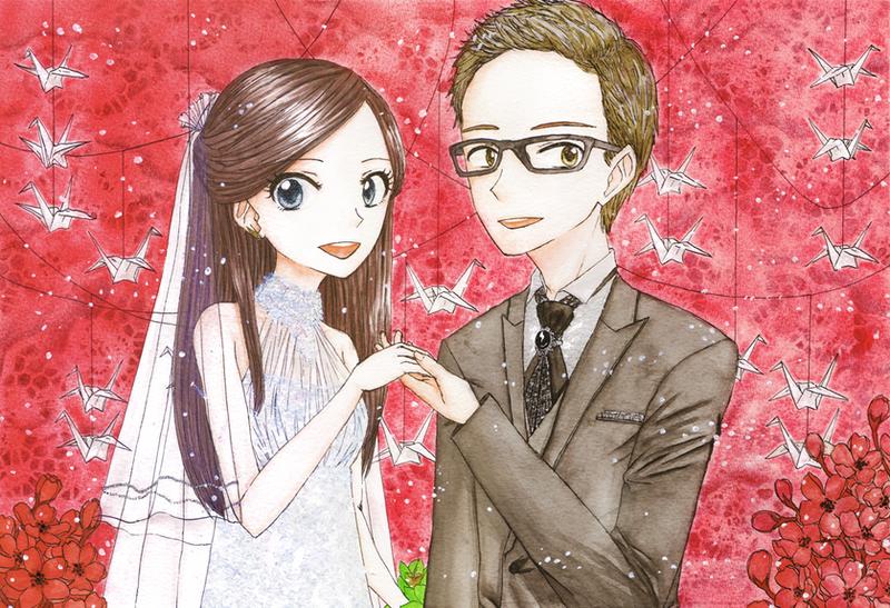 Commission - Wedding by rainfreak