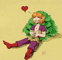 Love by bukittyan