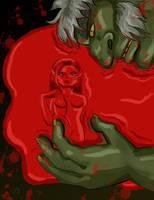 Blood by bukittyan