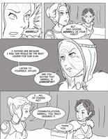 DA:O Keeper's First, Page one by bukittyan