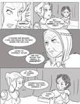 DA:O Keeper's First, Page one