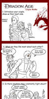 Couple meme: GeraldxMerrill by bukittyan