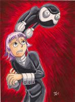 Soul Eater: Crona by bukittyan