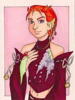 Commission: Robin by bukittyan