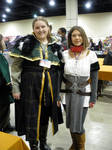 Mages cosplay