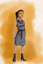 Esther by bukittyan