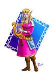 Skyward Sword- Zelda