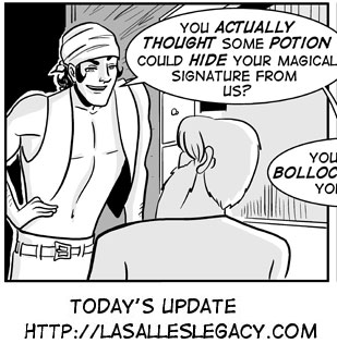 LaSalle's Legacy: Ch 18, P 8 by bukittyan