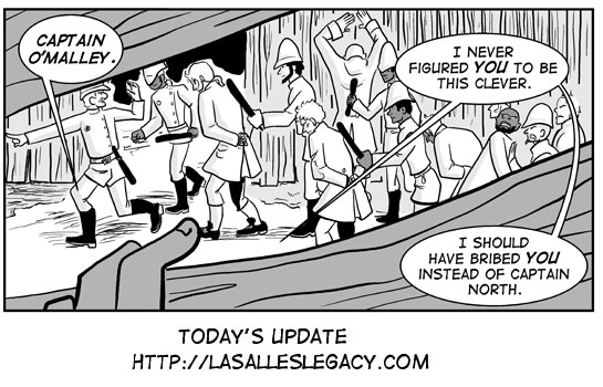 LaSalle's Legacy: Ch 18, P 26 by bukittyan