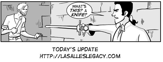 LaSalle's Legacy: Ch 19, P 4 by bukittyan