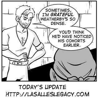 LaSalle's Legacy: Ch 19, P 5 by bukittyan