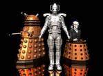 Doctor Who Enemies