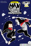 Man Of Skull Chapter 21 (Complete)
