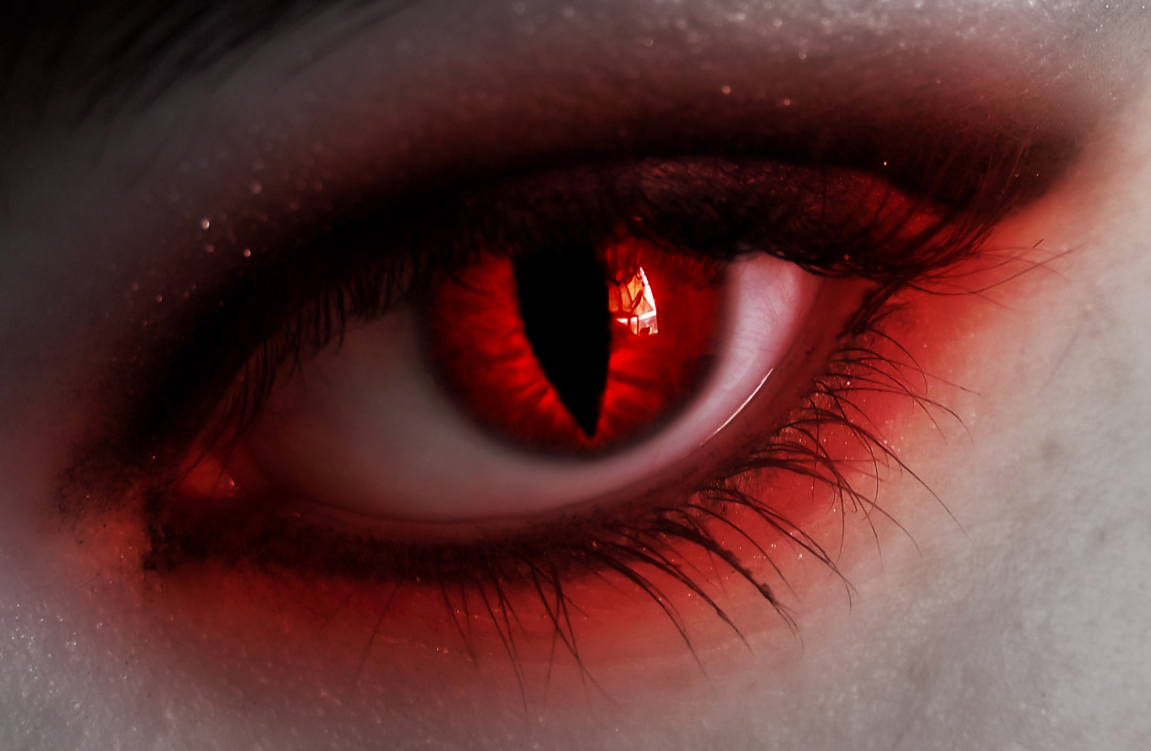 Evil eye by tomhotovy on DeviantArt