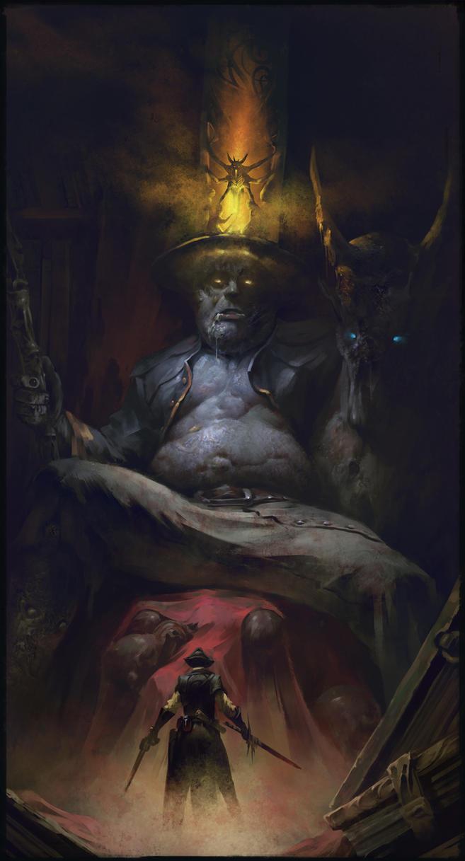 Bloodborne Fan Art by MaxDonio