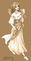 esmeralda by Catharin4
