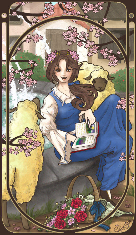 Belle by Catharin4
