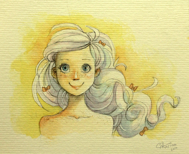Cotton Candy by Catharin4