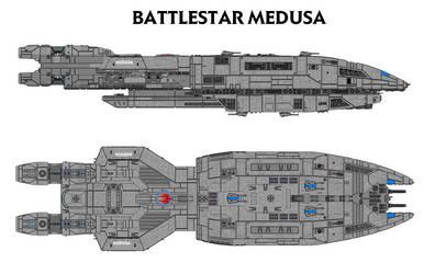 BS MEDUSA by Keyser94