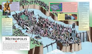 METROPOLIS ANIMATED SERIES MAP