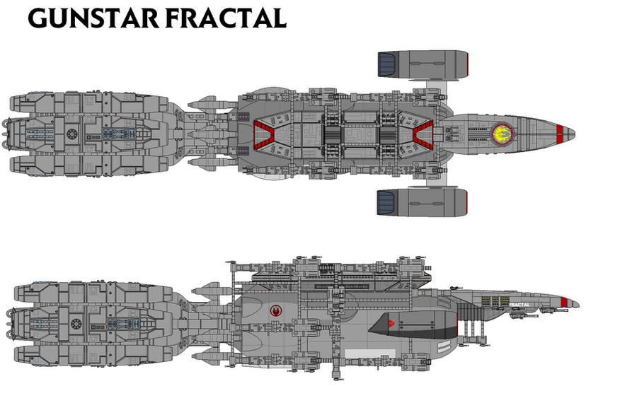 GS FRACTAL by Keyser94