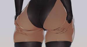 An ass