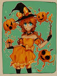 Halloween pumps