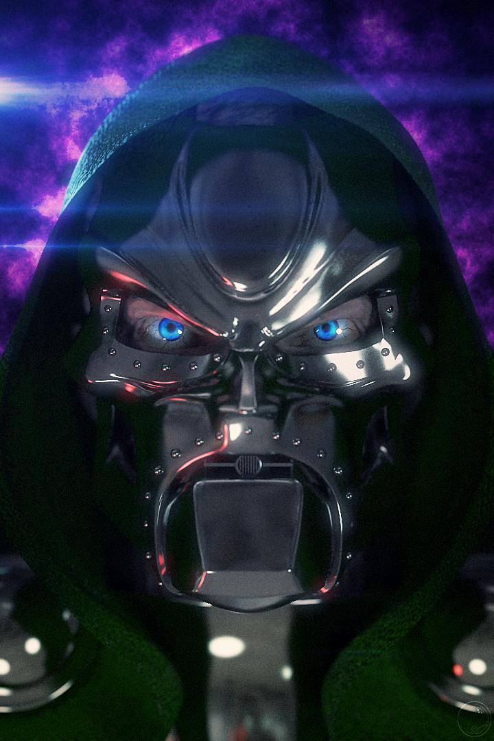 Doctor Doom alt version by Guile93