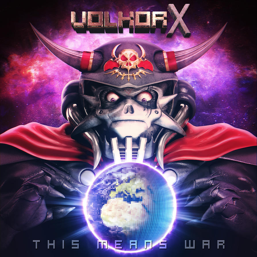 VolkorX Album Cover by Guile93