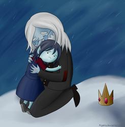 Marcy and Simon by Aiyakiu