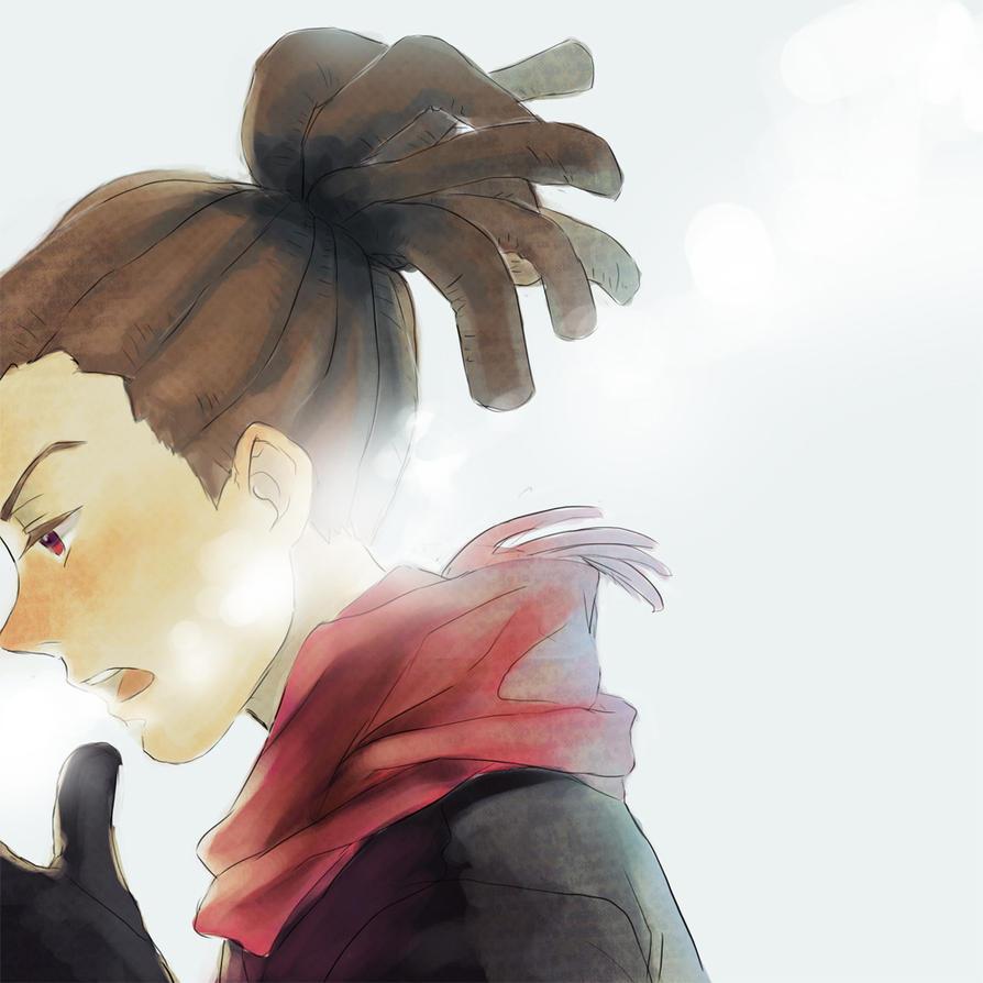 inazuma11 - Kidou Yuuto by Ankhalier