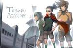 Inazuma 11 - Teikoku trio