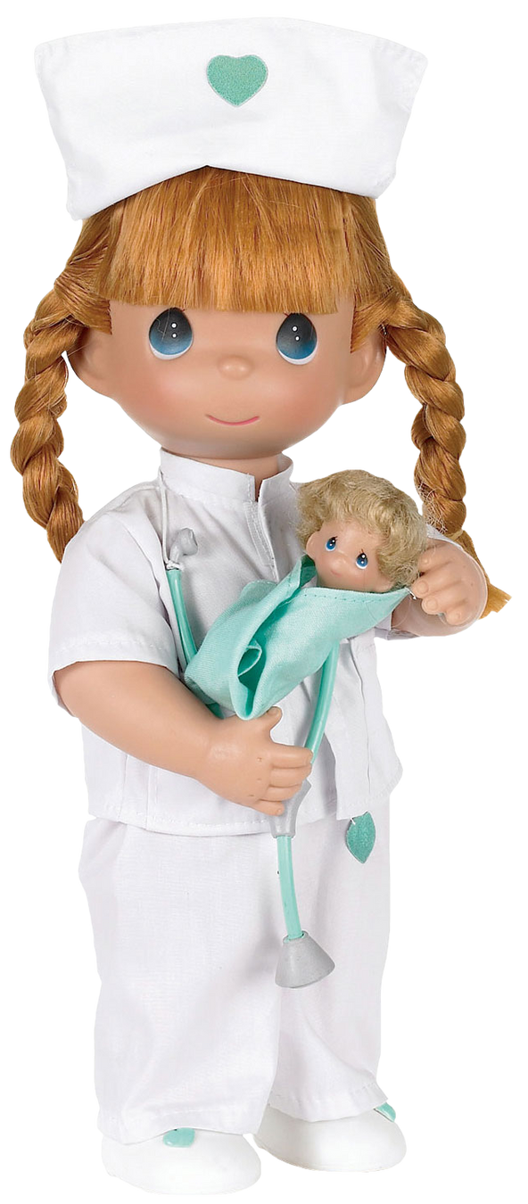precious moments nurse doll by bubupoodle on deviantart